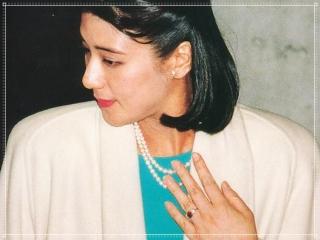 雅子さま,ルビーの指環,画像