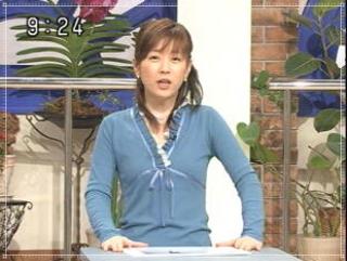 熊谷麻衣子,とくダネ!,画像