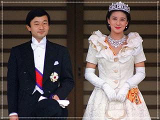 天皇陛下,雅子さま,結婚の儀,画像