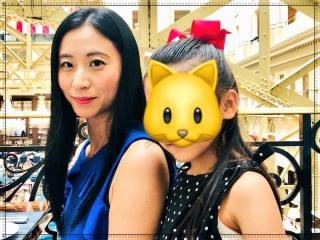 三浦瑠璃,子供,娘,画像