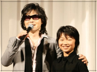 X JAPAN,TOSHI,RIKU,画像