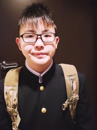 ジャガー横田,息子,中学,画像