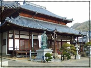 谷口滋昭の実家とみられるお寺、兵庫県たつの市の常照寺