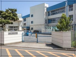 市井紗耶香の出身校・船橋市立高根台中学校の画像