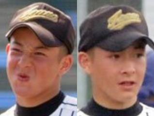 吉田輝星の中学時代の坊主頭画像