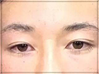 吉田輝星の目が茶色い&まつ毛が長いハーフ顔画像