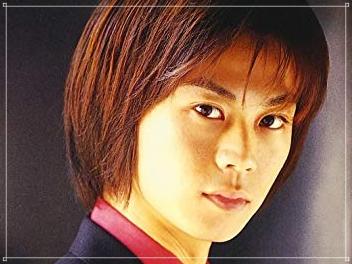 氷川きよしのデビュー当時画像
