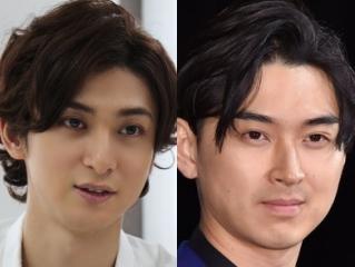 松田翔太と古川雄大が似てる画像