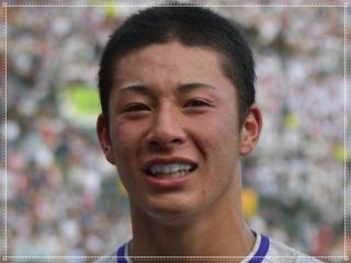 吉田輝星の高校時代の坊主頭画像
