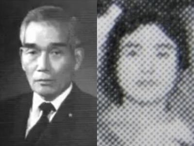 ジャニー喜多川の両親の画像