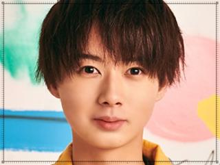 井上瑞稀(HiHiJets)の顔画像