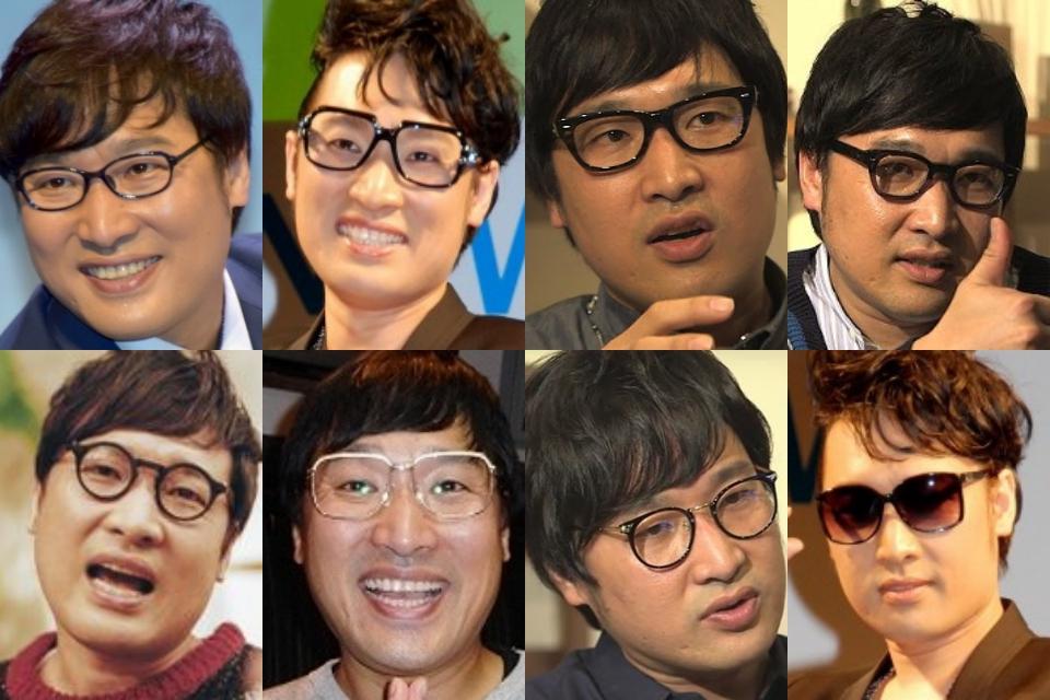 山里亮太のメガネ姿画像