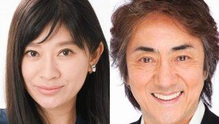篠原涼子と市村正親の画像