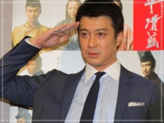 加藤浩次2012年スーツ姿画像