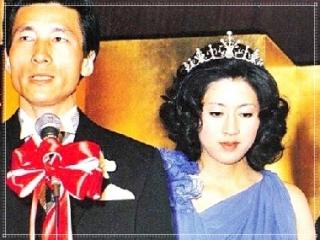 小泉純一郎と宮本佳代子の顔画像