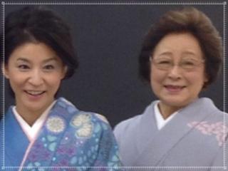高嶋ちさ子の母親の高嶋薫子の画像