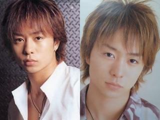 櫻井翔の2004年22歳画像
