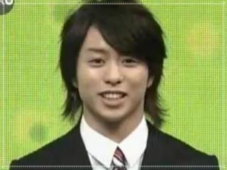 櫻井翔の2005年23歳ZERO初回画像