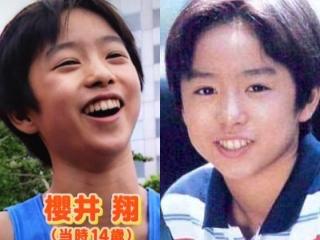 櫻井翔の14歳デビュー前ジャニーズJr.時代の画像