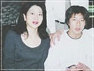 小泉佳長と宮本佳代子の画像
