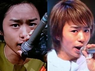 櫻井翔の18歳デビュー当時画像