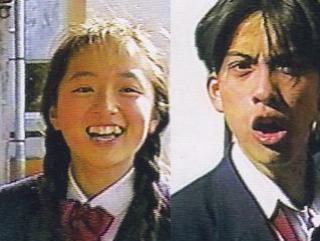 長瀬智也と浜崎あゆみの画像