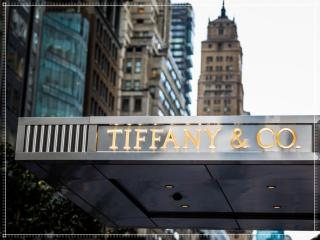 ニューヨークのティファニーの画像