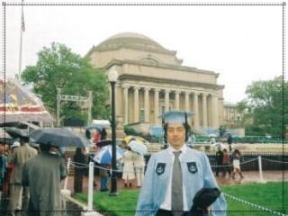 小泉進次郎の大学時代画像