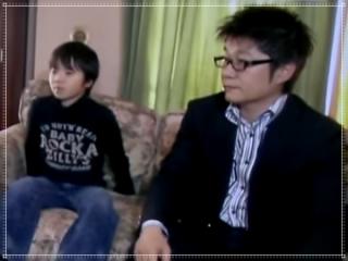 宇野昌磨と父親・宇野宏樹の画像