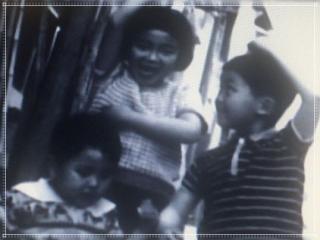 松本人志の兄弟画像,松本直美と松本隆博の幼少期