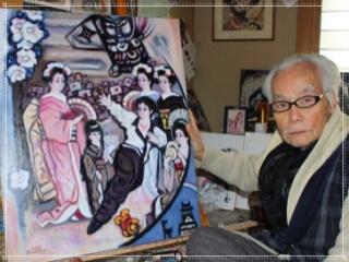 宇野昌磨の祖父・宇野藤雄の画像