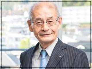 吉野彰の顔画像
