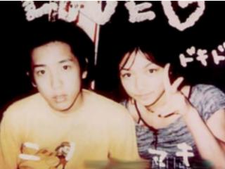 二宮和也と後藤真希のツーショット交際画像