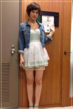本田翼若い頃,2012年A-Studio画像
