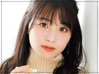 大園桃子の顔画像