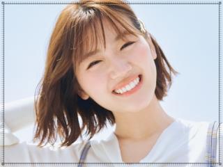 佐々木美玲の顔画像