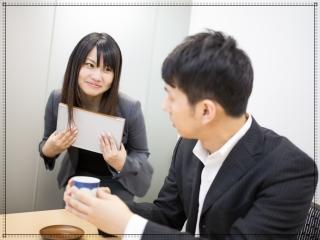 職場のバレンタイン画像