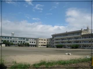 宮城県多賀城市塩釜市立第三中学校