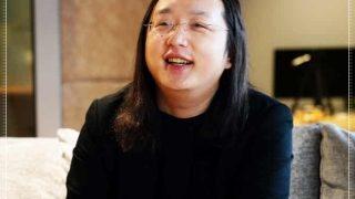 唐鳳氏(オードリータン)の顔画像,台湾
