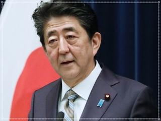 安倍晋三首相の顔画像