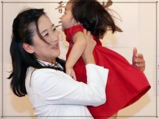松川るいの子供(娘)の画像