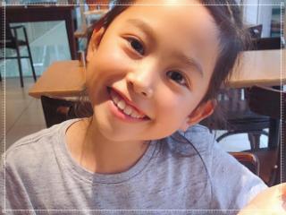 梶原叶渚の顔画像,カジサックの子供・娘かんな,長女