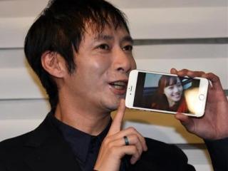 いしだ壱成と飯村貴子の結婚画像