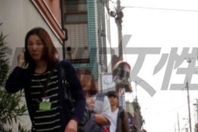 井ノ原快彦と瀬戸朝香の子供の運動会画像