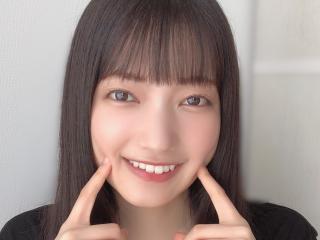 大園玲の顔画像,櫻坂46