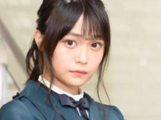 石森虹花の顔画像,櫻坂46