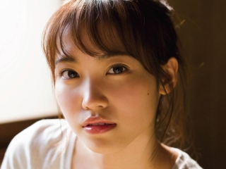 松田里奈の顔画像,櫻坂46