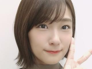井上梨名の顔画像,櫻坂46